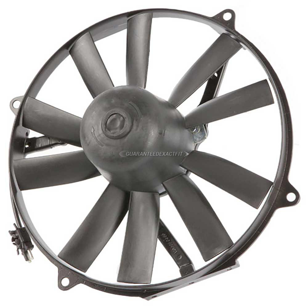 Mercedes_Benz 300SL                          Cooling Fan Assembly