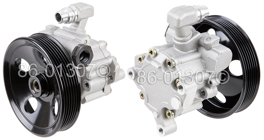 Mercedes_Benz S350                           Steering PumpSteering Pump
