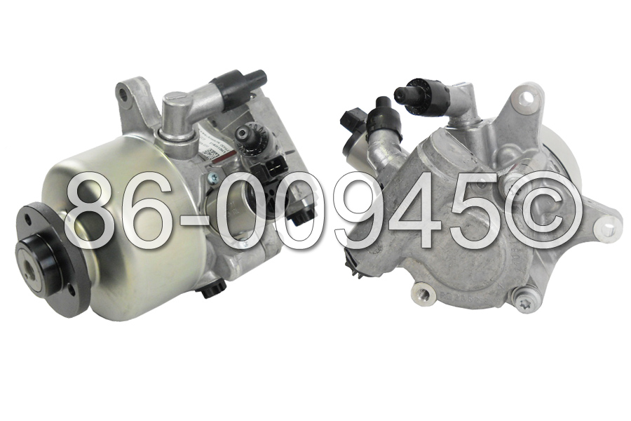 Mercedes_Benz S65 AMG                        Steering PumpSteering Pump