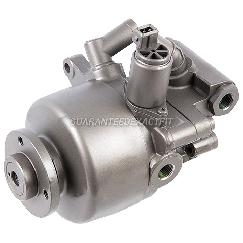Mercedes_Benz SL65 AMG                       Steering PumpSteering Pump