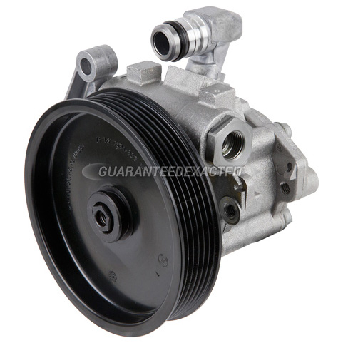 Mercedes_Benz E550                           Steering PumpSteering Pump
