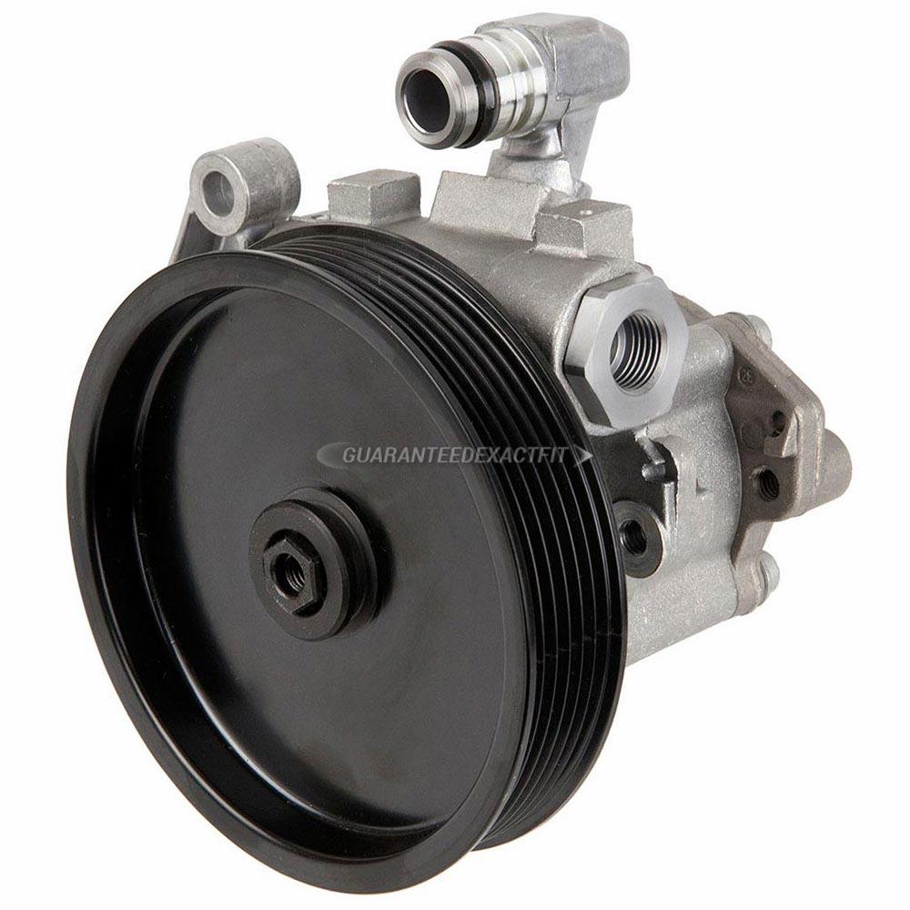 Mercedes_Benz CLS550                         Steering PumpSteering Pump