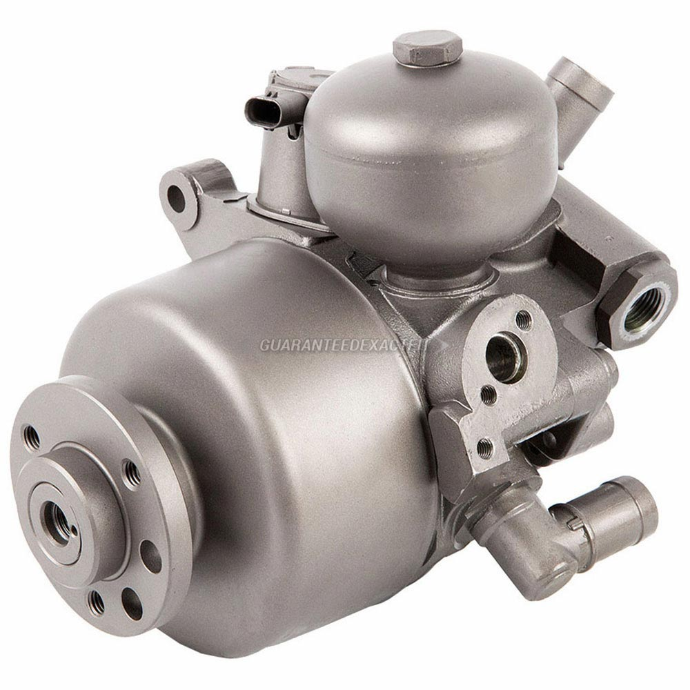 Mercedes_Benz S63 AMG                        Steering PumpSteering Pump