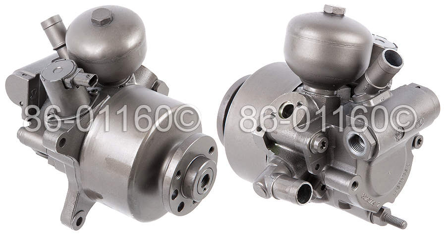 Mercedes_Benz SL63 AMG                       Steering PumpSteering Pump