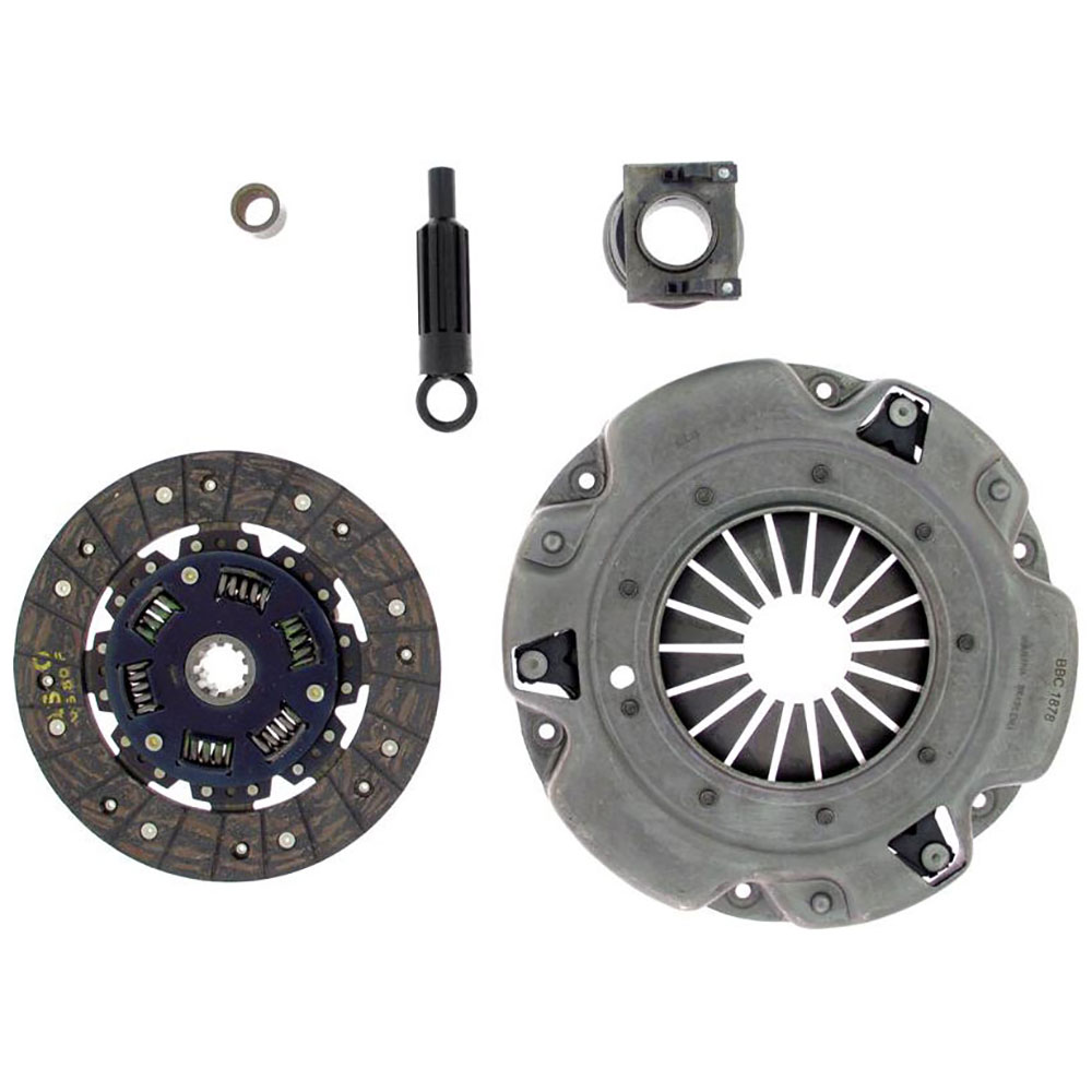 Jeep Scrambler                      Clutch KitClutch Kit