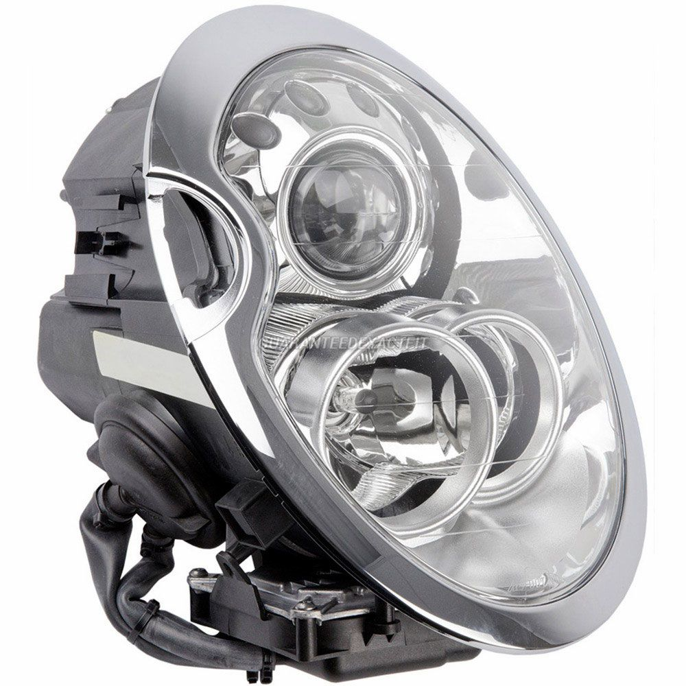 Mini Cooper                         Headlight Assembly