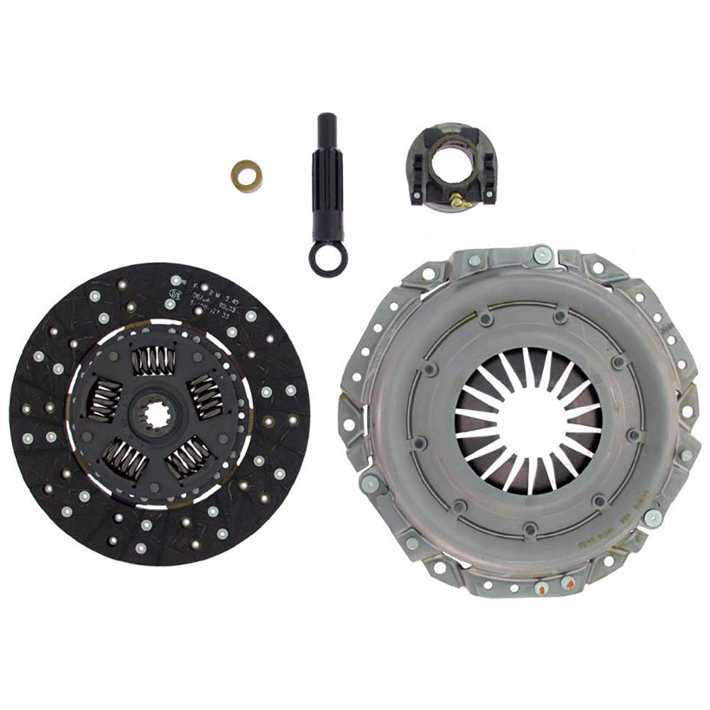 Jeep CJ Models                      Clutch KitClutch Kit