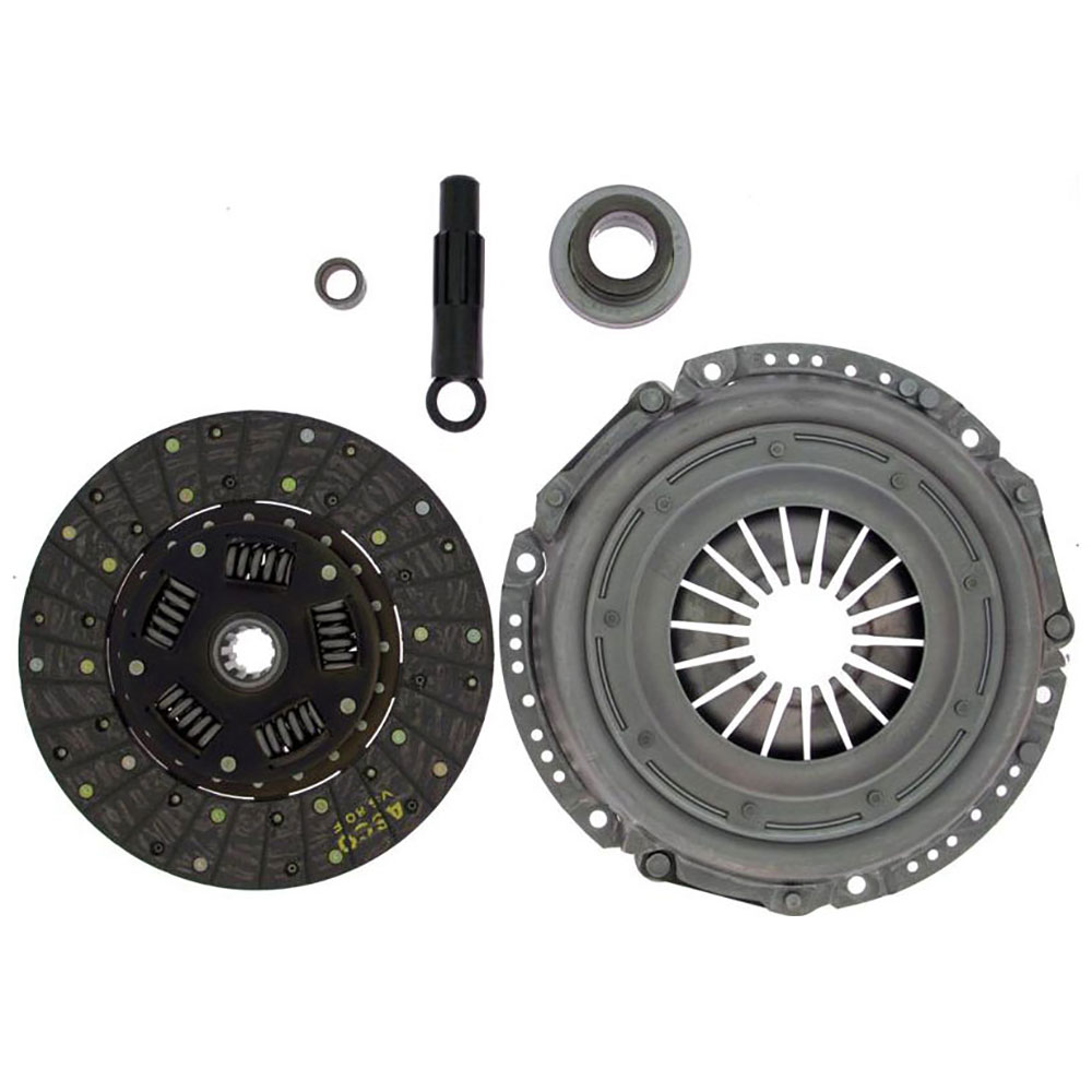 Jeep Gladiator                      Clutch KitClutch Kit