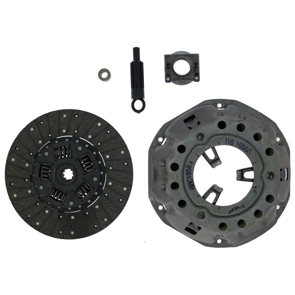 Jeep Scrambler                      Clutch Kit