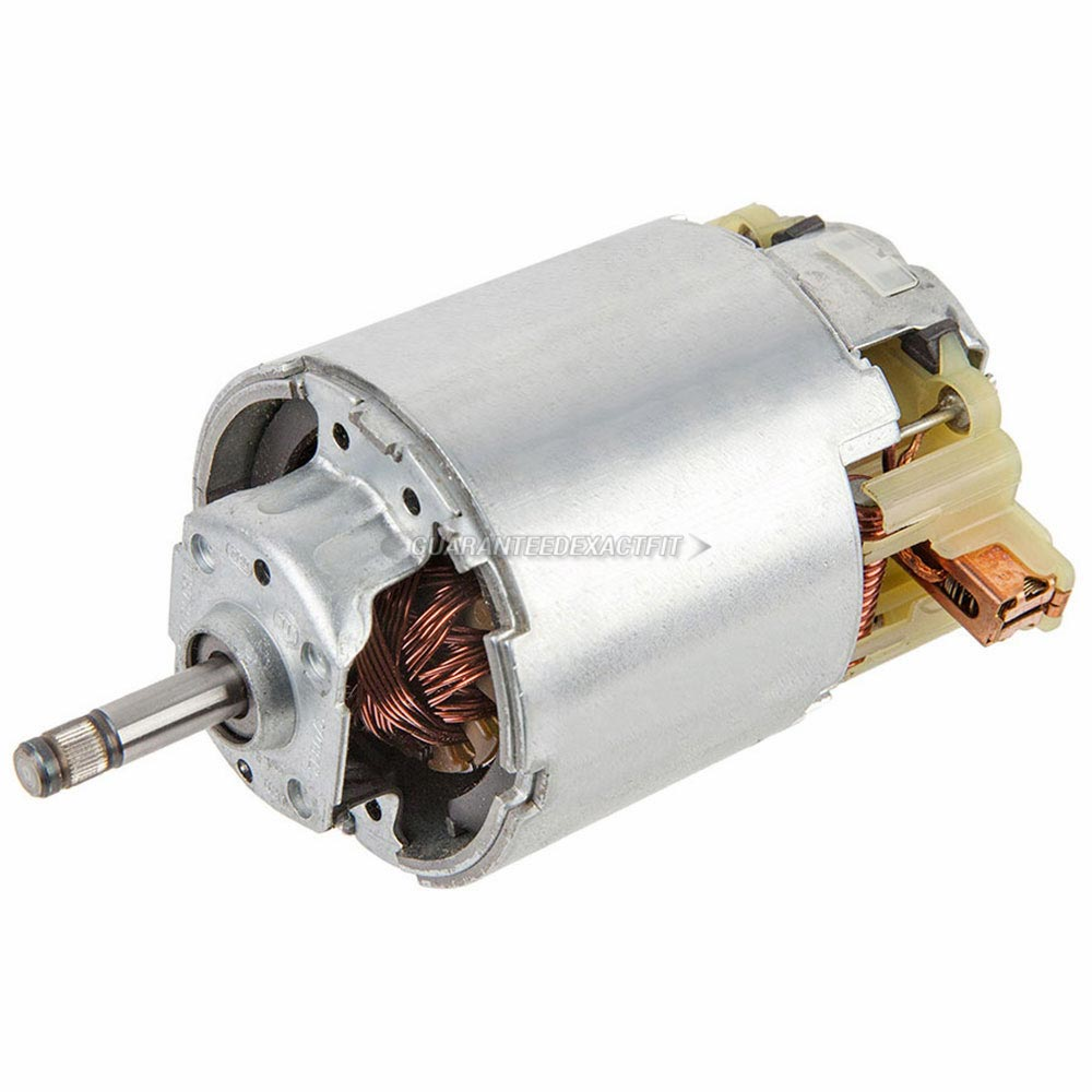 Mercedes_Benz 300SD                          Blower MotorBlower Motor