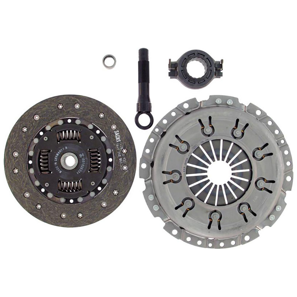 Audi 5000                           Clutch KitClutch Kit