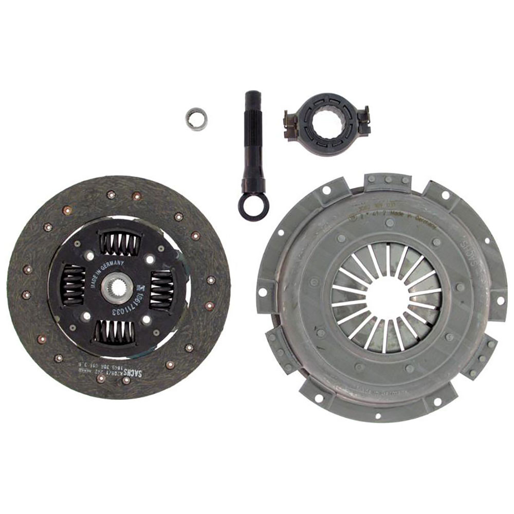 Audi Quattro                        Clutch KitClutch Kit