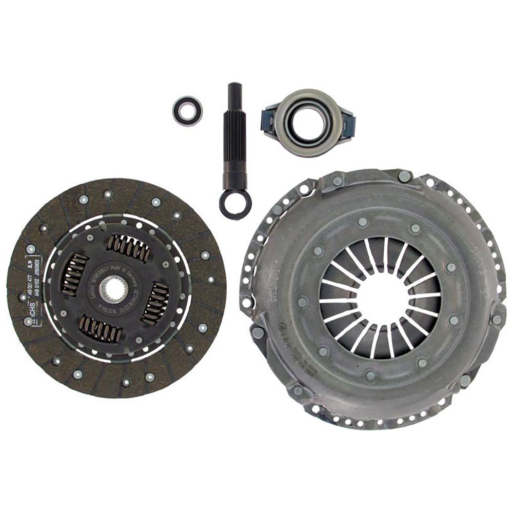 Audi 80                             Clutch KitClutch Kit
