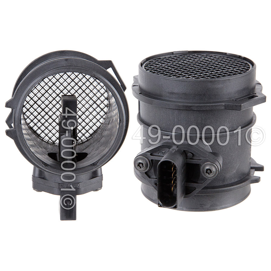 Mercedes_Benz ML55 AMG                       Mass Air Flow MeterMass Air Flow Meter