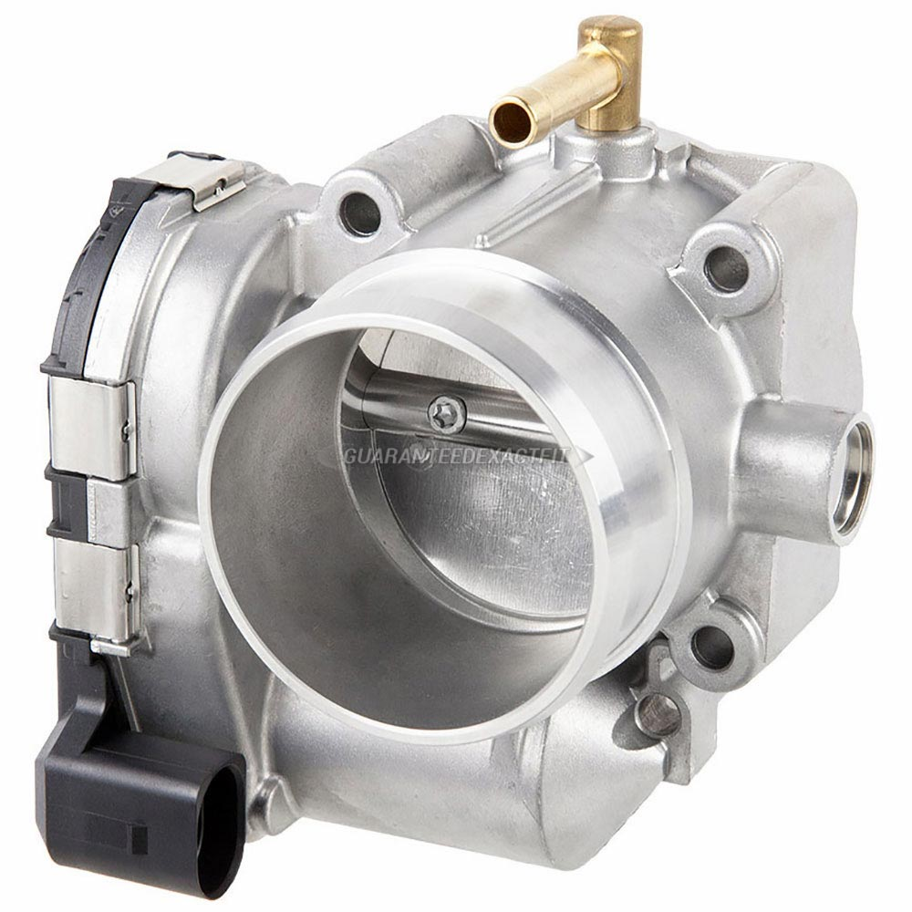 Audi TT                             Throttle BodyThrottle Body