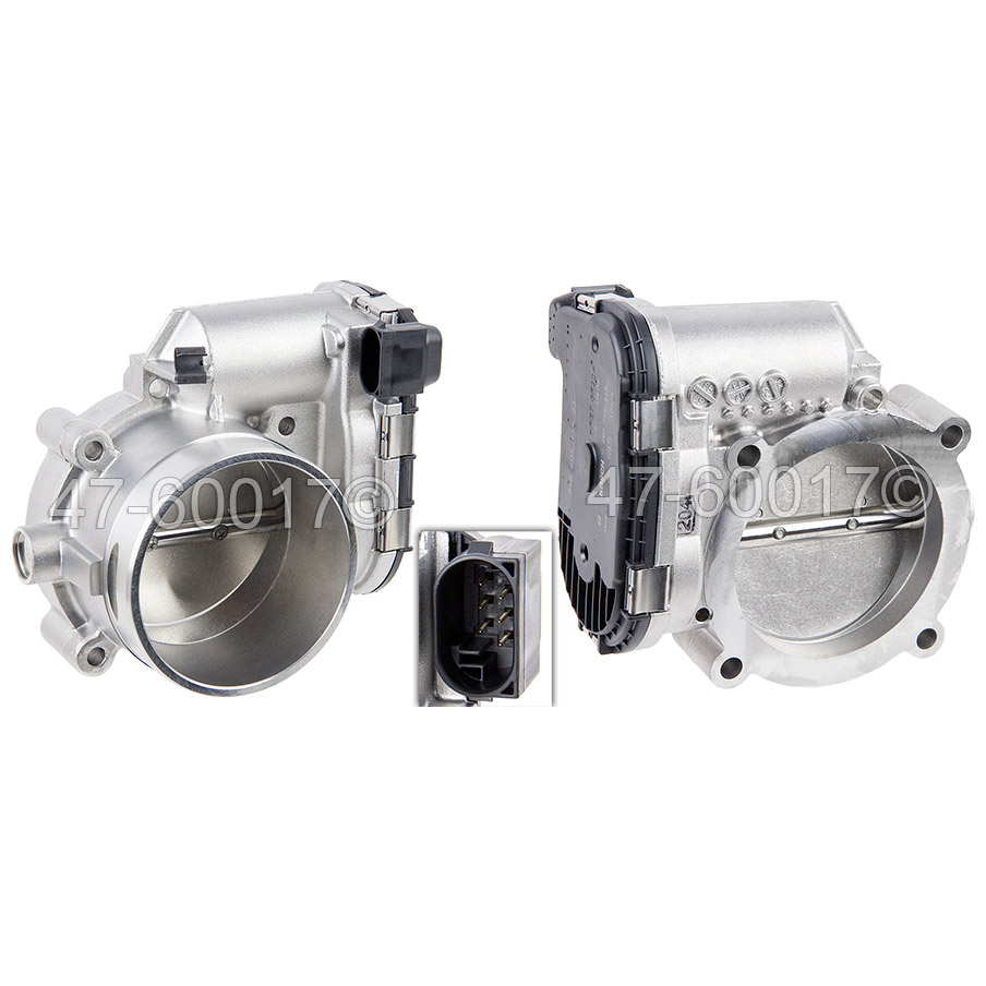 Porsche Cayenne                        Throttle BodyThrottle Body