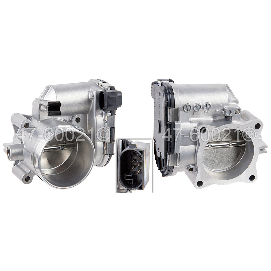 Volvo V70                            Throttle BodyThrottle Body