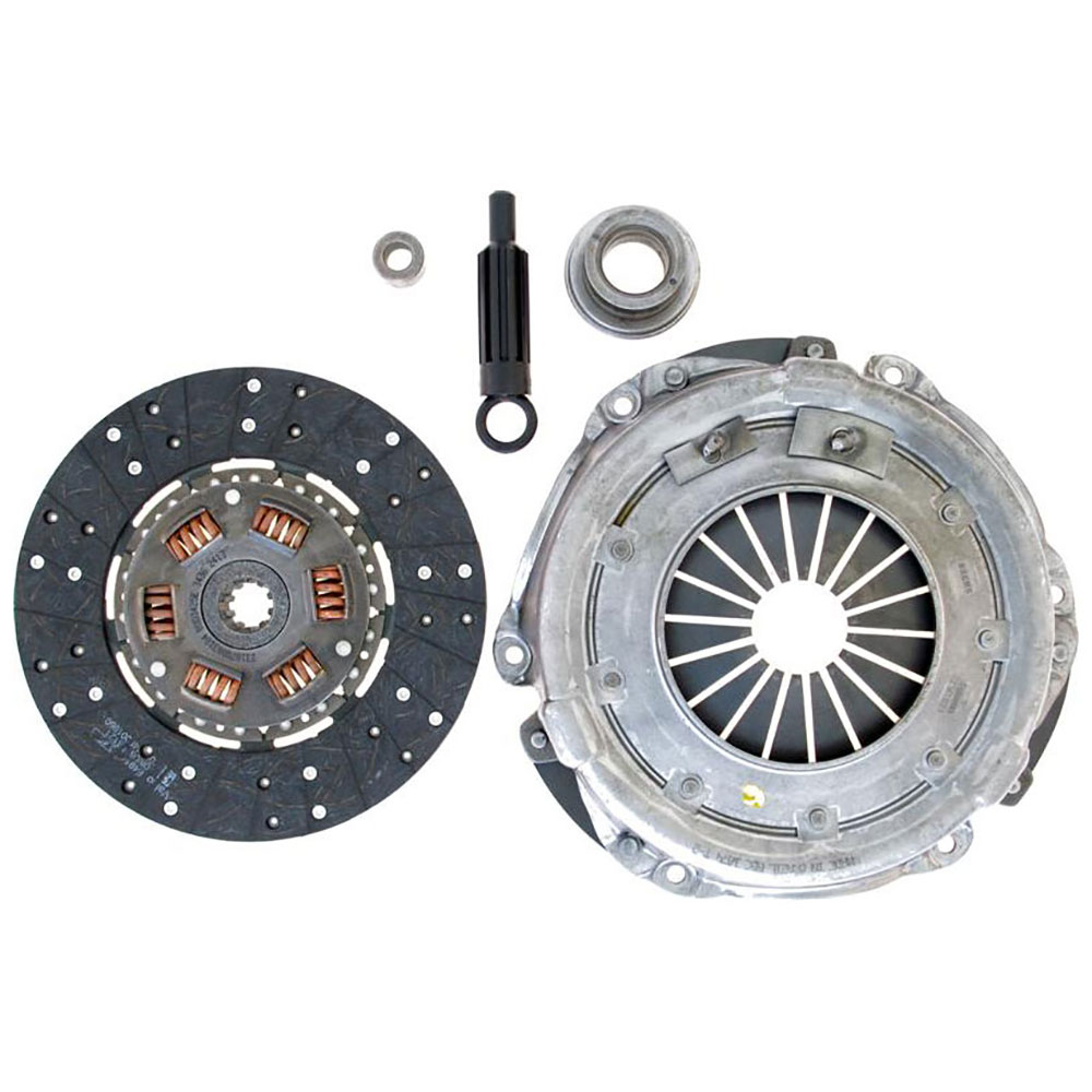Chevrolet Bel Air                        Clutch Kit