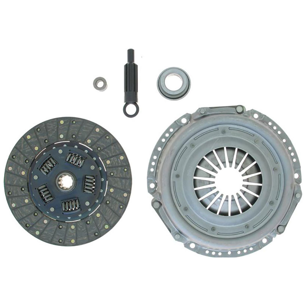 Pontiac Catalina                       Clutch KitClutch Kit