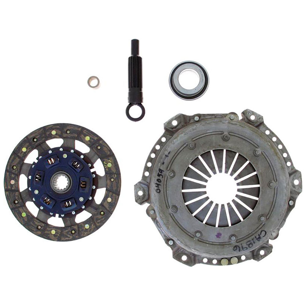 Pontiac T1000                          Clutch KitClutch Kit