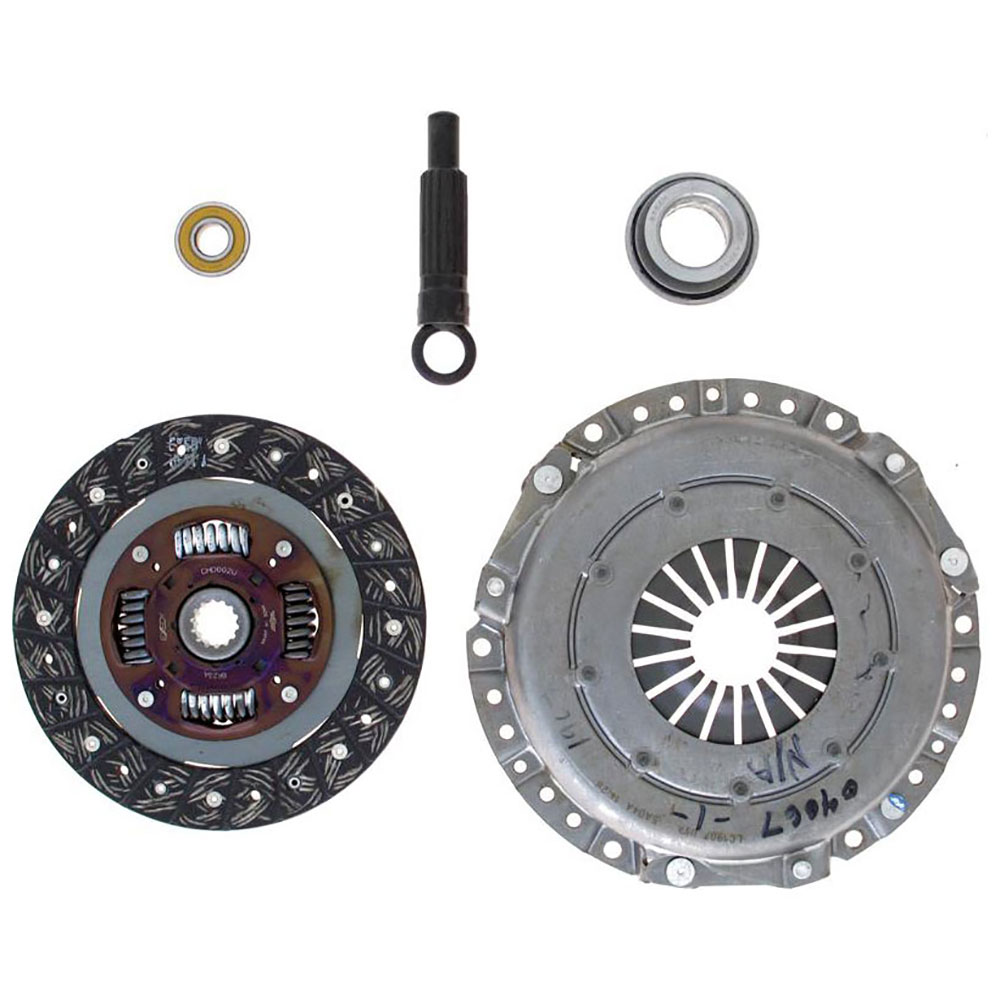 Chevrolet Blazer S-10                    Clutch KitClutch Kit