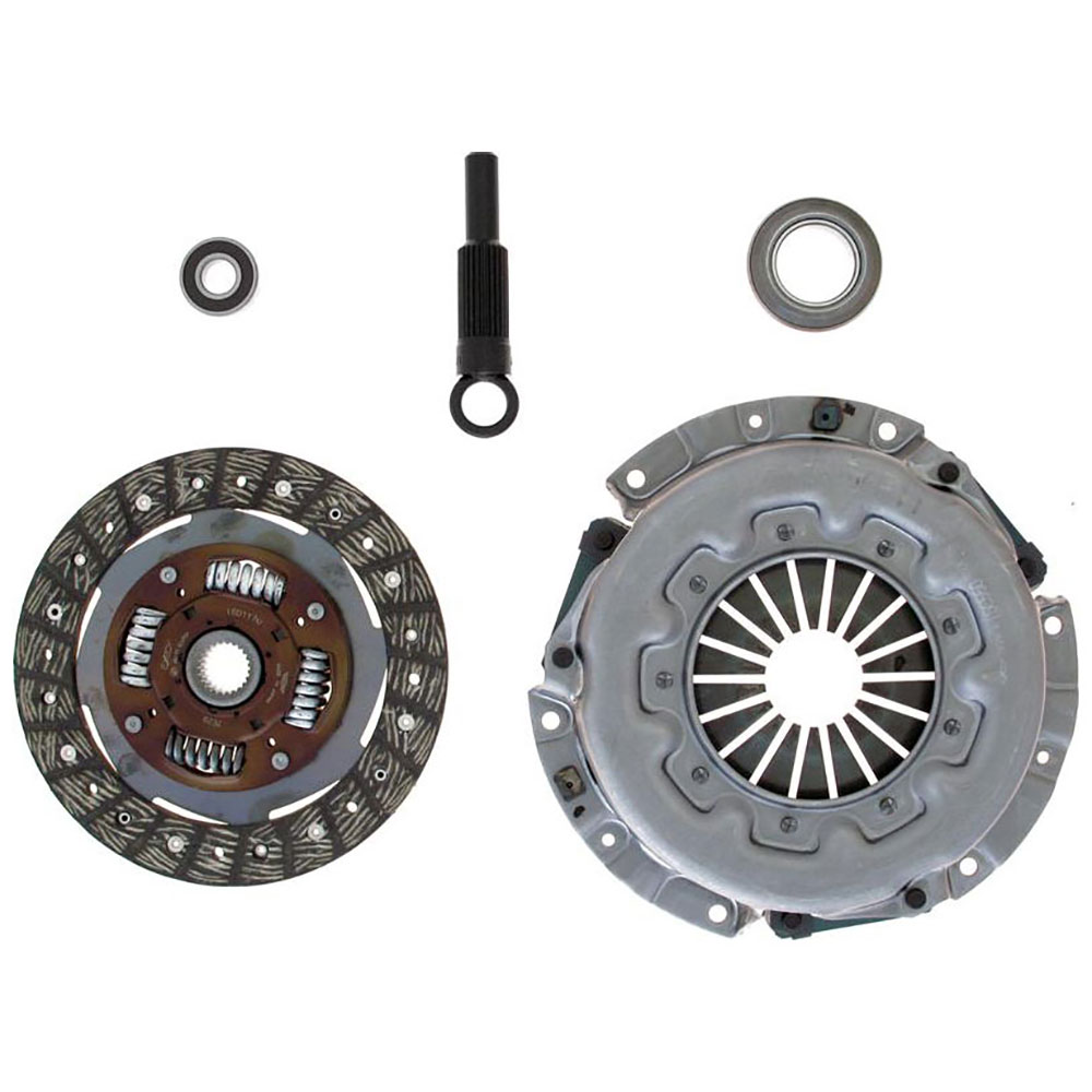 Isuzu Trooper                        Clutch KitClutch Kit