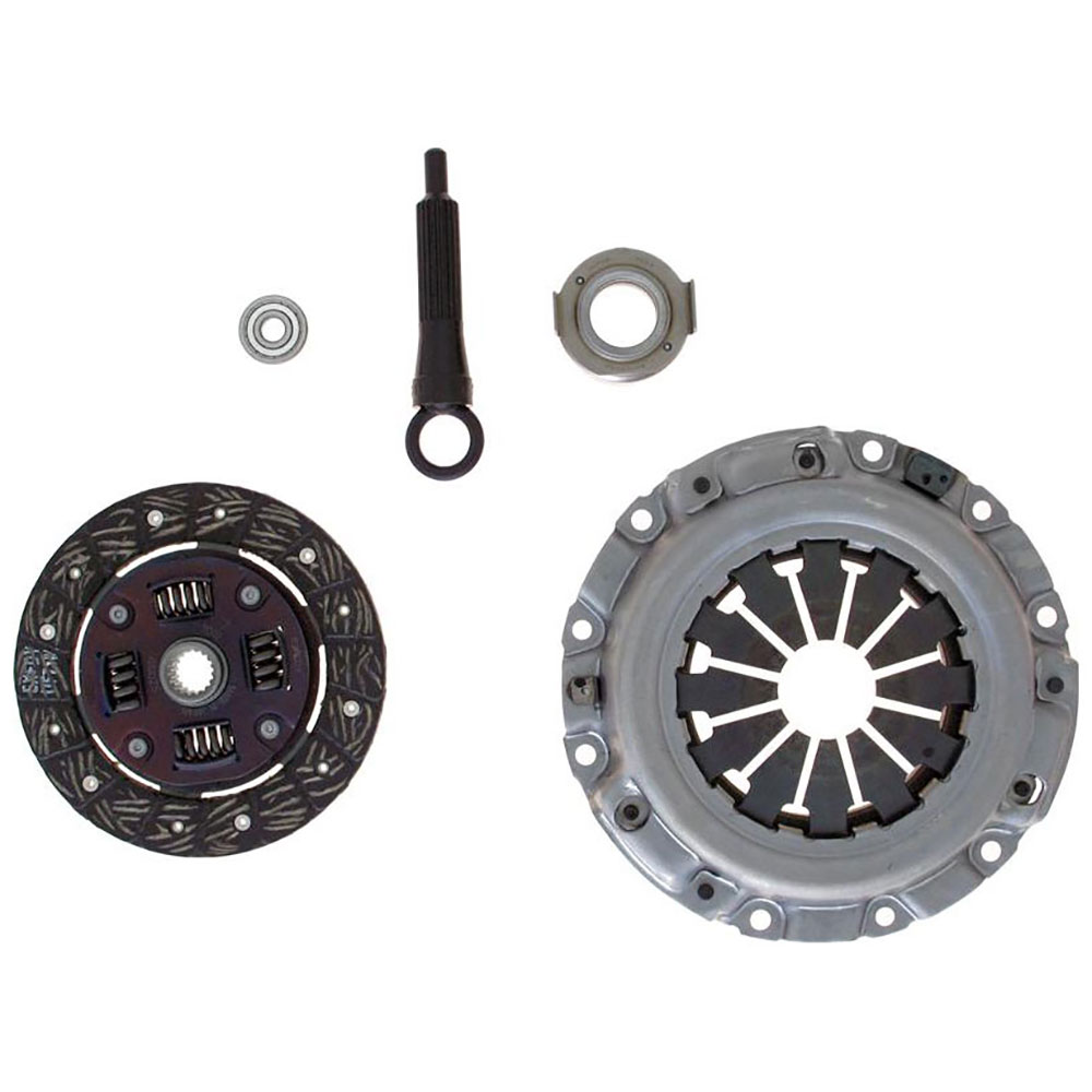 Chevrolet Sprint                         Clutch Kit