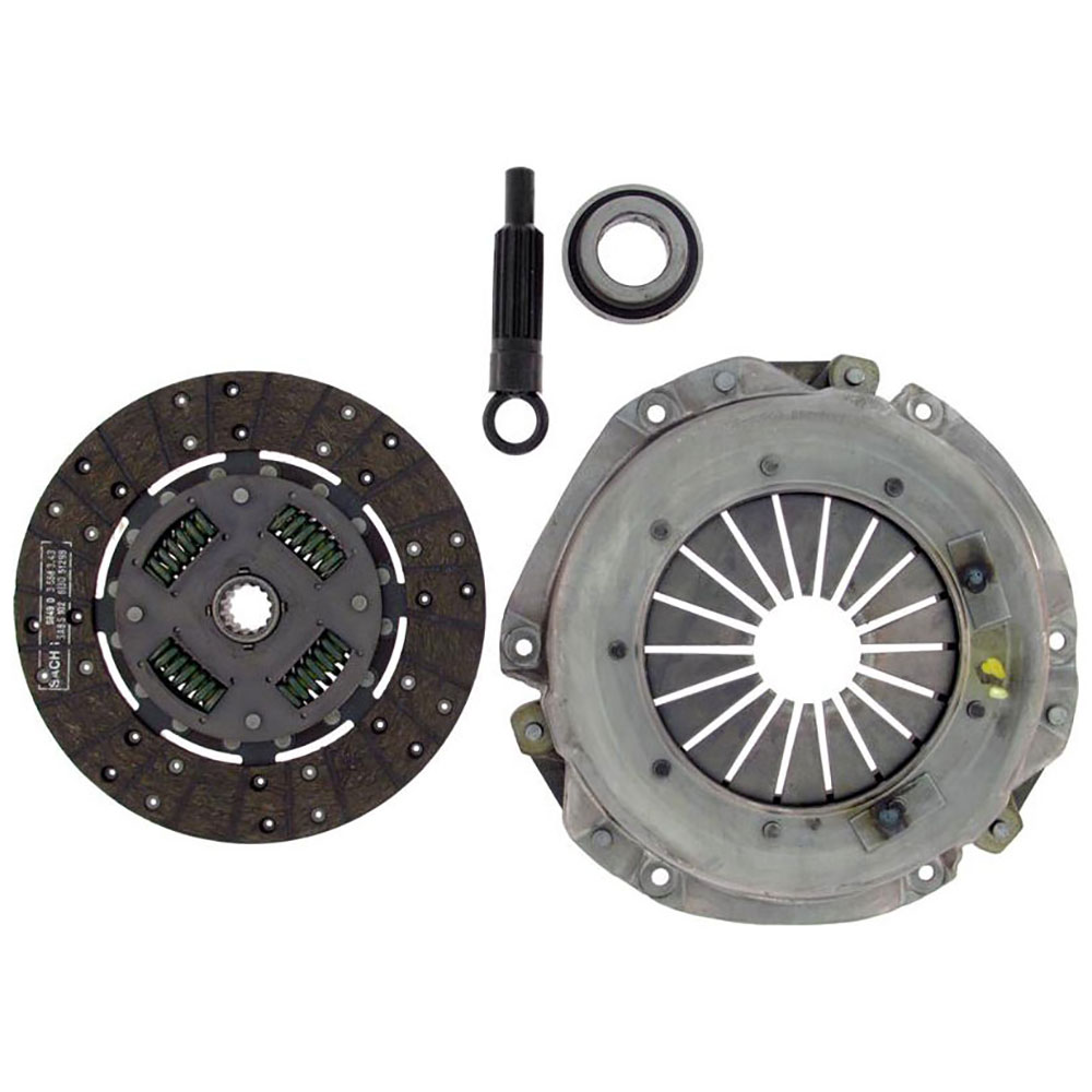 Pontiac Fiero                          Clutch KitClutch Kit