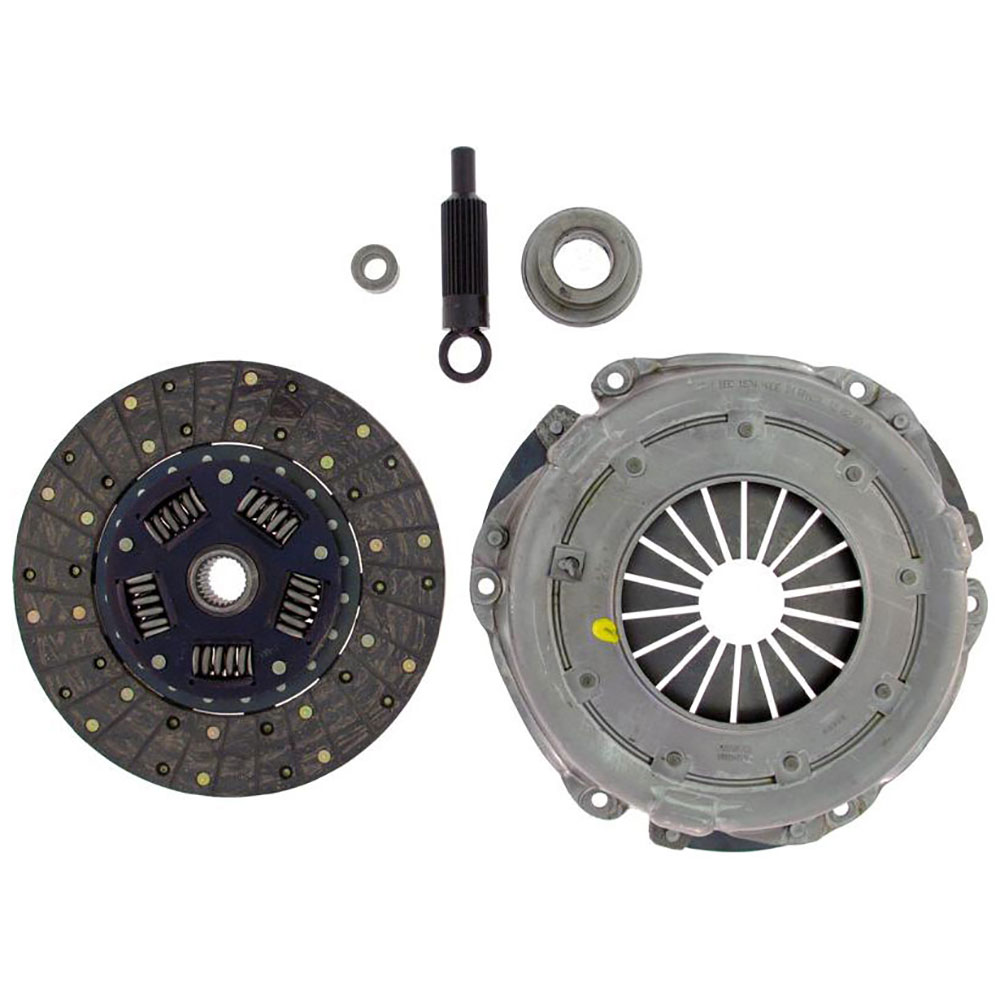 Pontiac Ventura                        Clutch KitClutch Kit