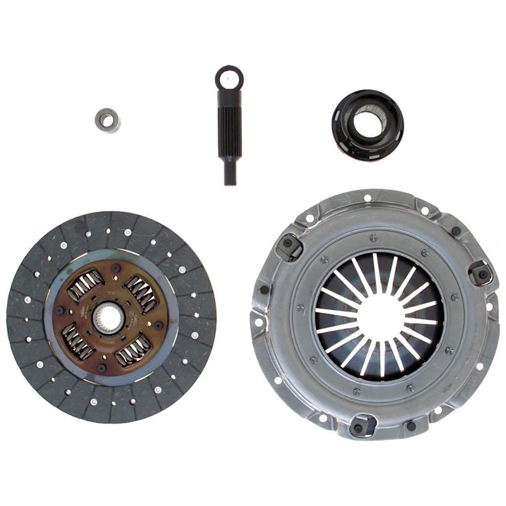 Pontiac Firebird                       Clutch KitClutch Kit
