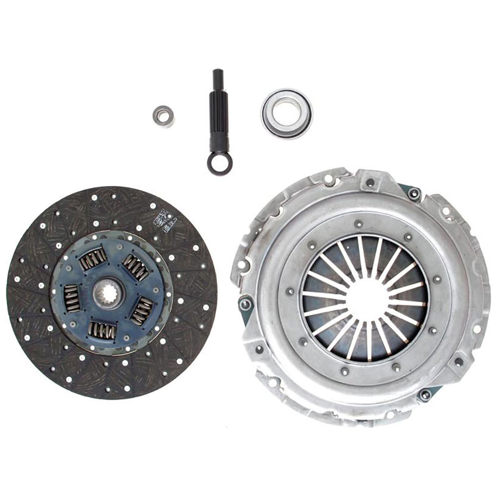 GMC Safari                         Clutch KitClutch Kit