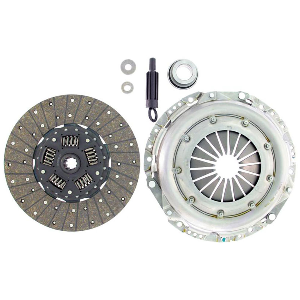 Chevrolet Tahoe                          Clutch KitClutch Kit