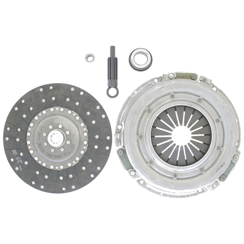 GMC Yukon                          Clutch KitClutch Kit