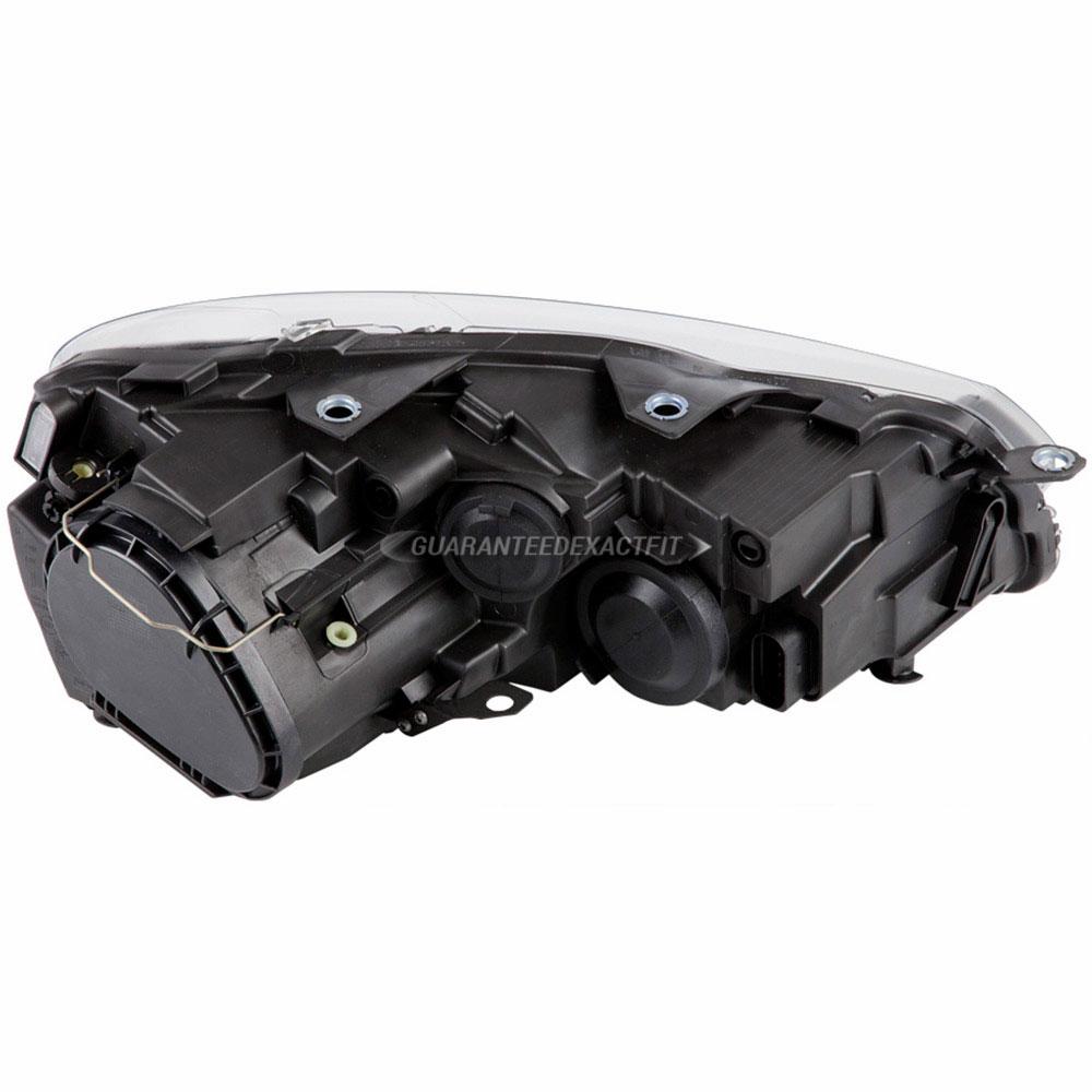 Volkswagen GTI                            Headlight Assembly