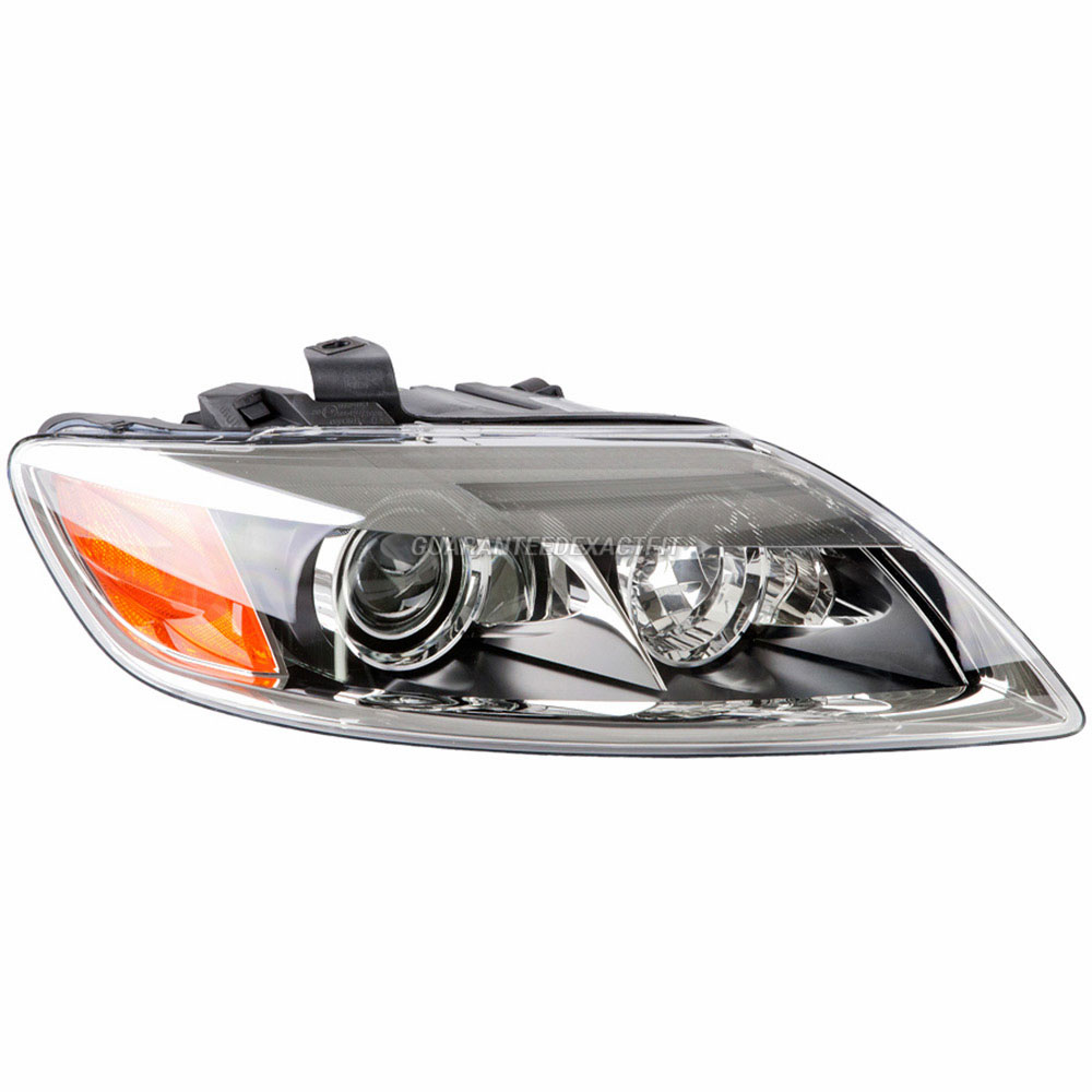 Audi Q7                             Headlight AssemblyHeadlight Assembly