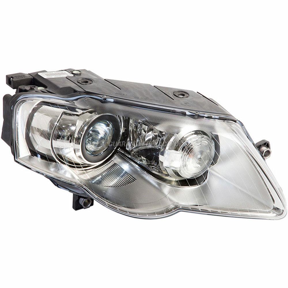 Volkswagen Passat                         Headlight AssemblyHeadlight Assembly
