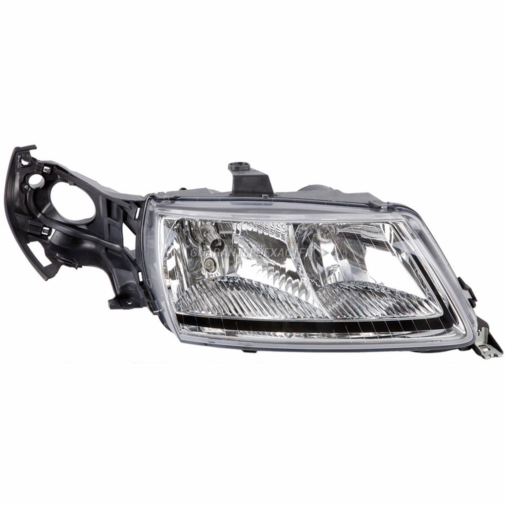 Saab 9-5                            Headlight AssemblyHeadlight Assembly