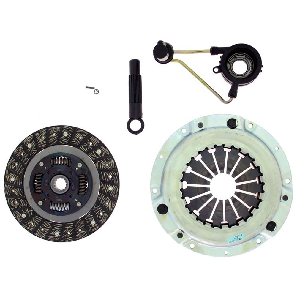 Pontiac Grand AM                       Clutch Kit - Performance UpgradeClutch Kit - Performance Upgrade