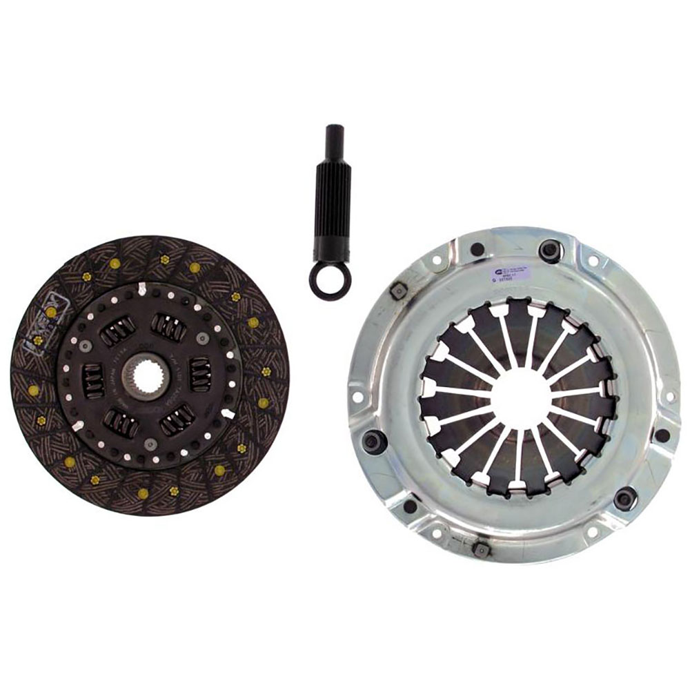 Pontiac Solstice                       Clutch Kit - Performance UpgradeClutch Kit - Performance Upgrade