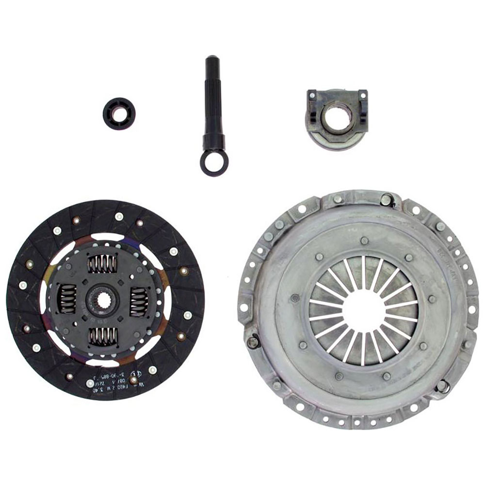 Dodge Caravan                        Clutch KitClutch Kit