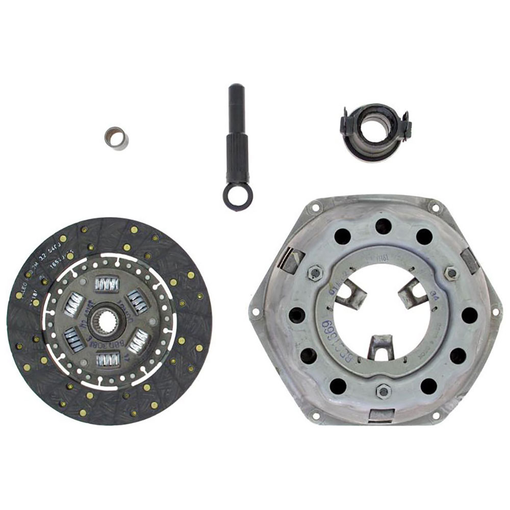 Plymouth Scamp                          Clutch KitClutch Kit