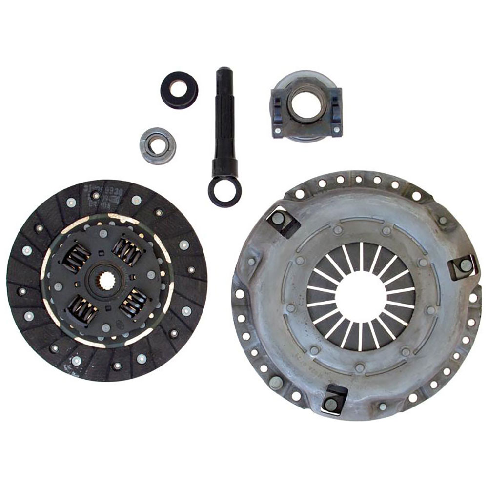 Plymouth Turismo                        Clutch KitClutch Kit