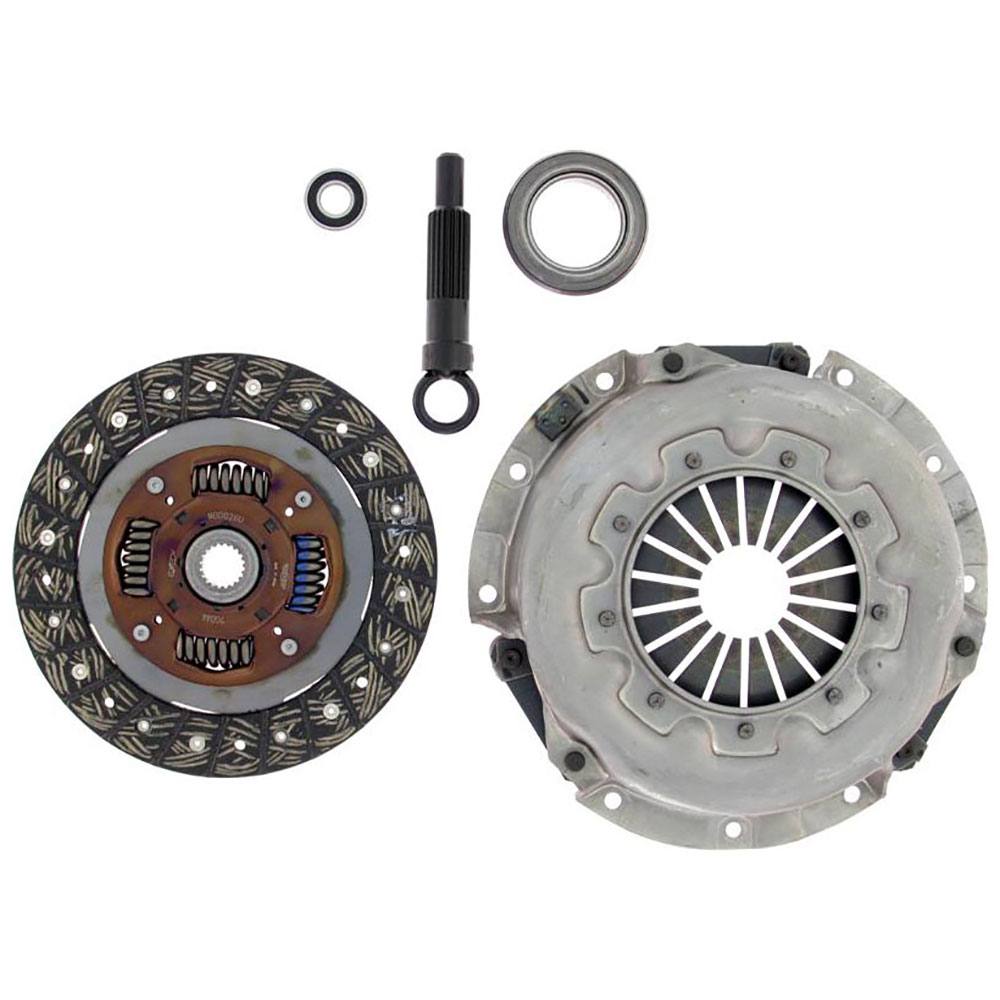 Plymouth Colt                           Clutch Kit