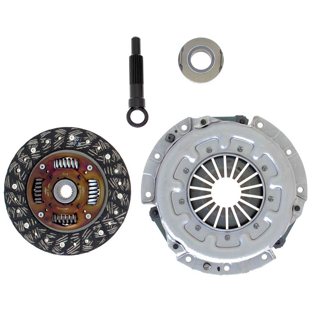 Hyundai Scoupe                         Clutch KitClutch Kit