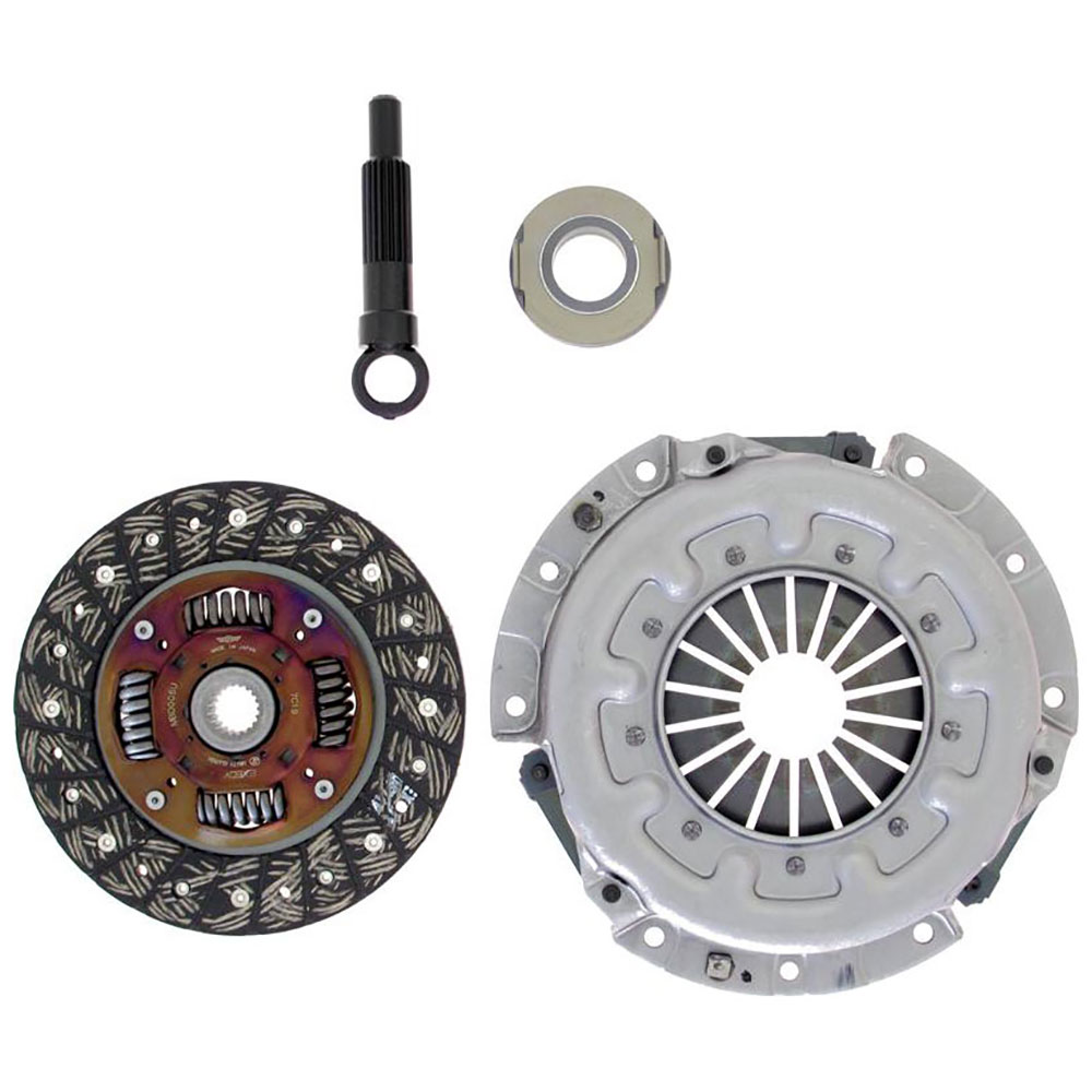 Mitsubishi Cordia                         Clutch KitClutch Kit