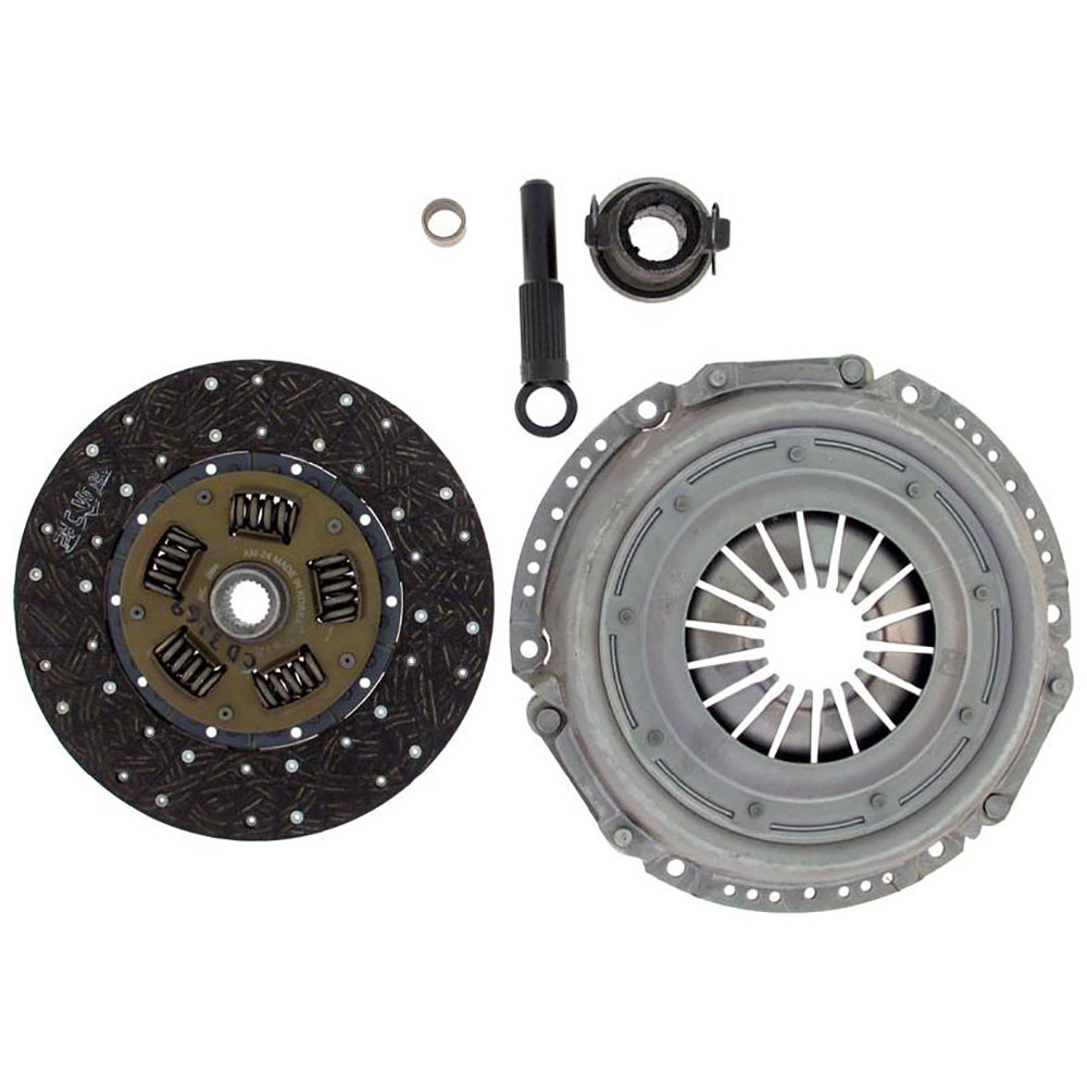 Plymouth Plaza                          Clutch KitClutch Kit