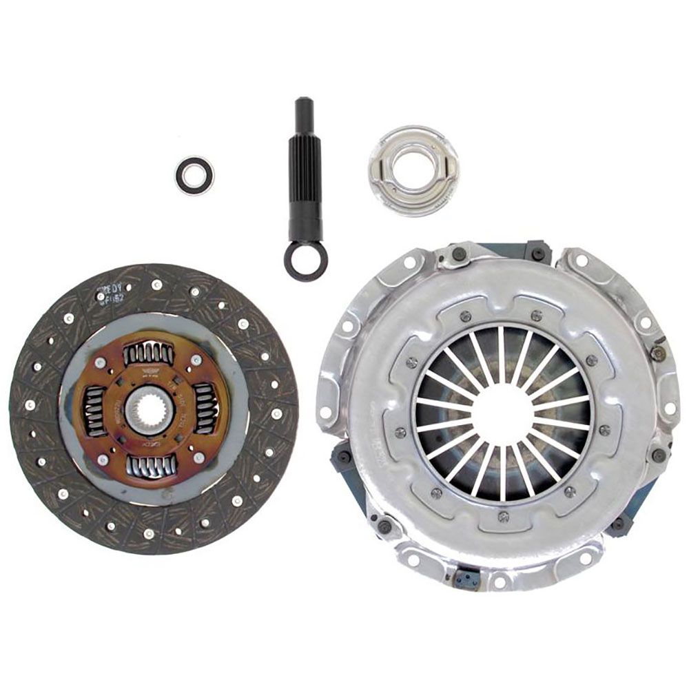Mitsubishi Montero                        Clutch KitClutch Kit