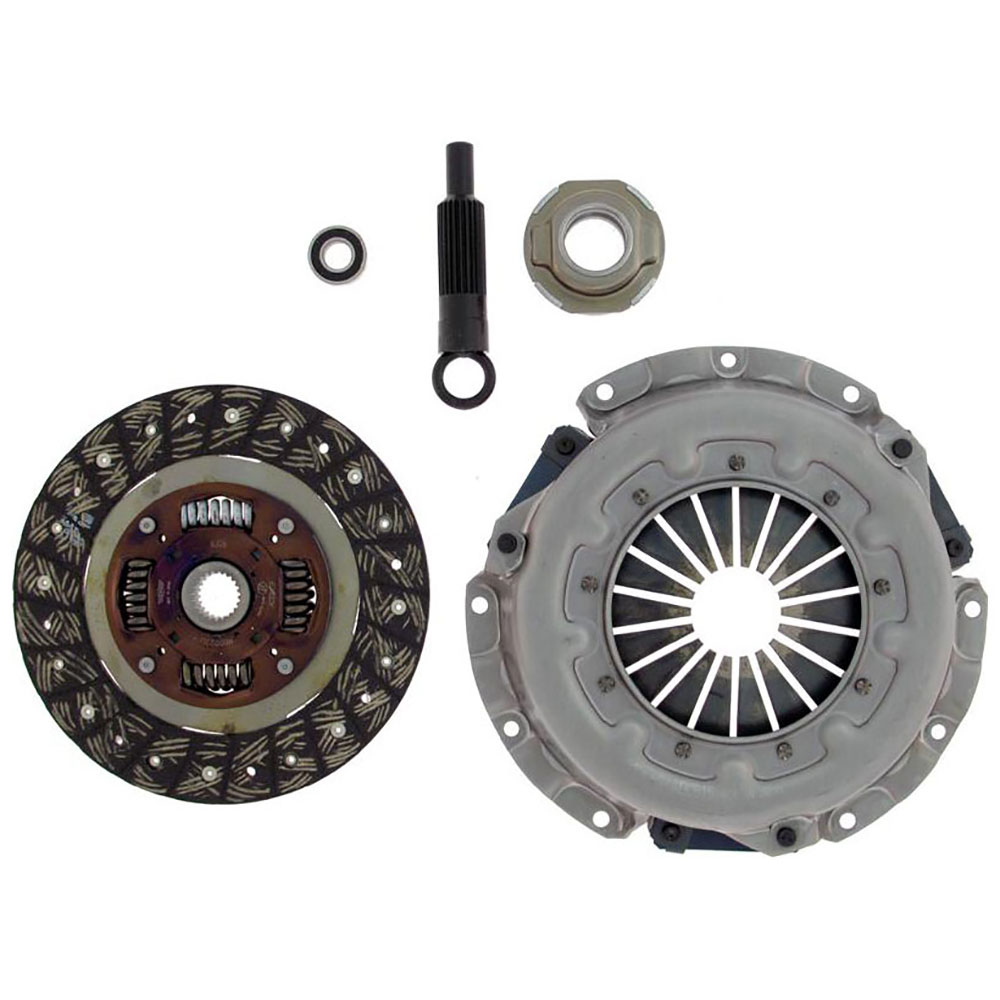Mitsubishi Starion                        Clutch KitClutch Kit