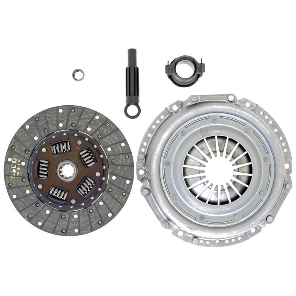 Jeep Wrangler                       Clutch KitClutch Kit