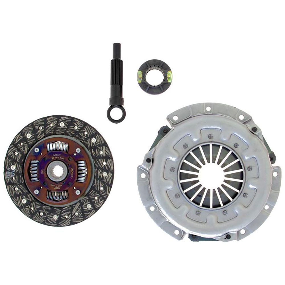 Hyundai Accent                         Clutch KitClutch Kit